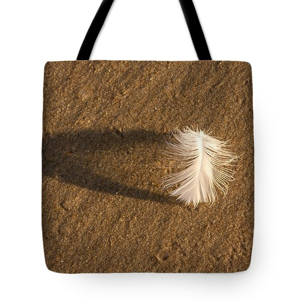 Feather Arch Tote Bag