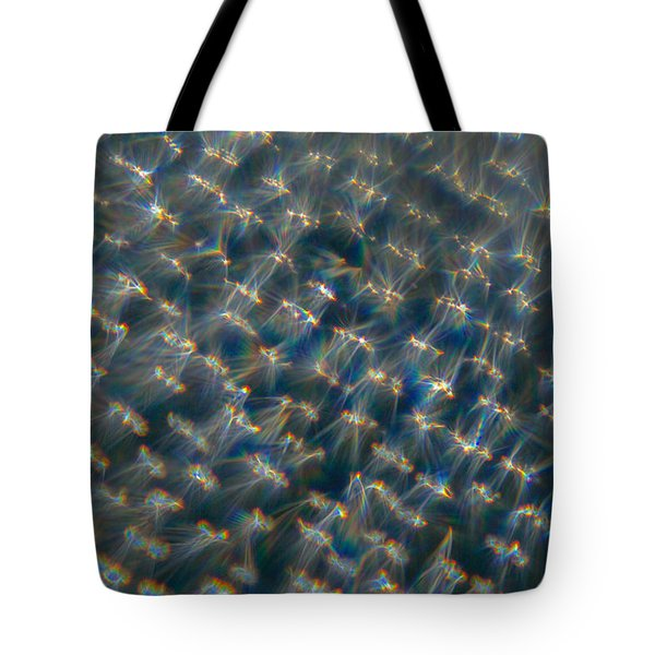 Tote Bag featuring the photograph Feather Bed by Greg Collins