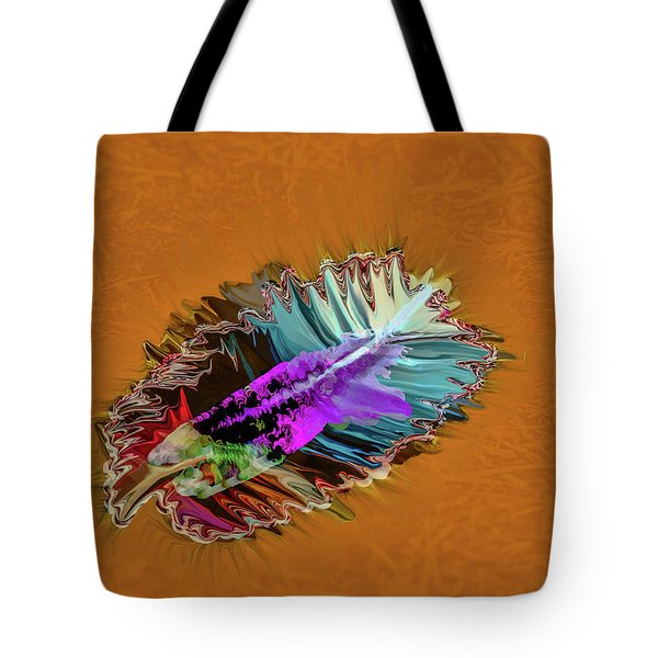 Feather #h8 Tote Bag