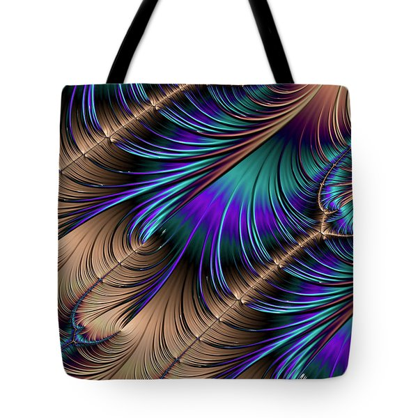 Feather Light Tote Bag