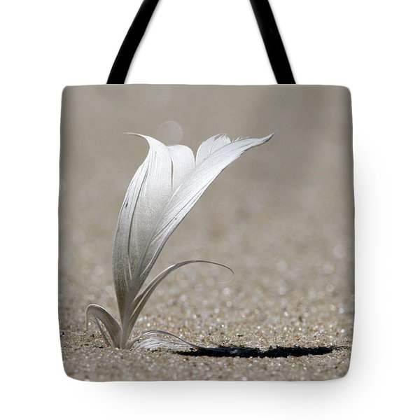 Feather Port Jefferson New York Tote Bag