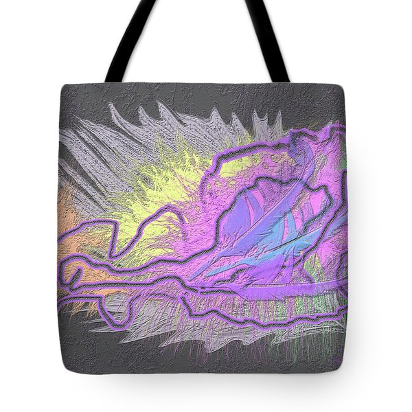 Feathered Daydreams Tote Bag
