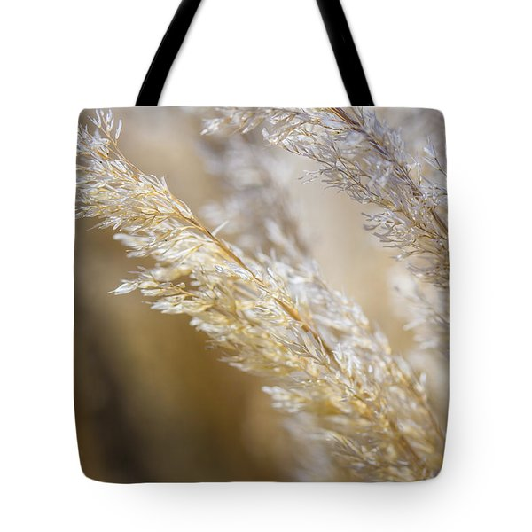 Tote Bag featuring the photograph Feathered by Laura Roberts