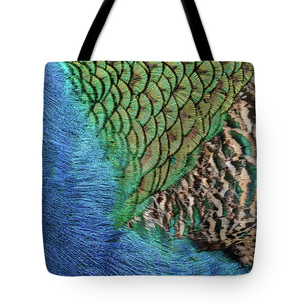 Feathers #1 Tote Bag