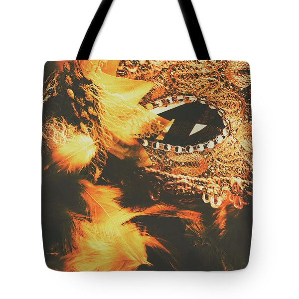 Feathers And Femininity  Tote Bag