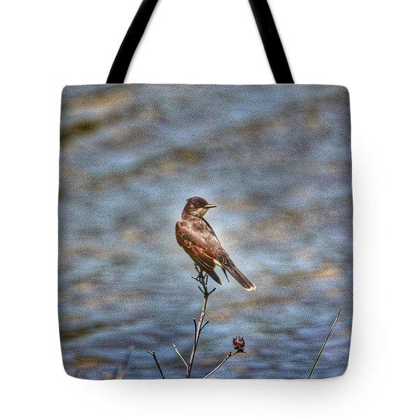 Featherstrokes Tote Bag