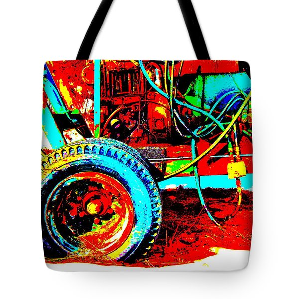 Feb 2016 47 Tote Bag
