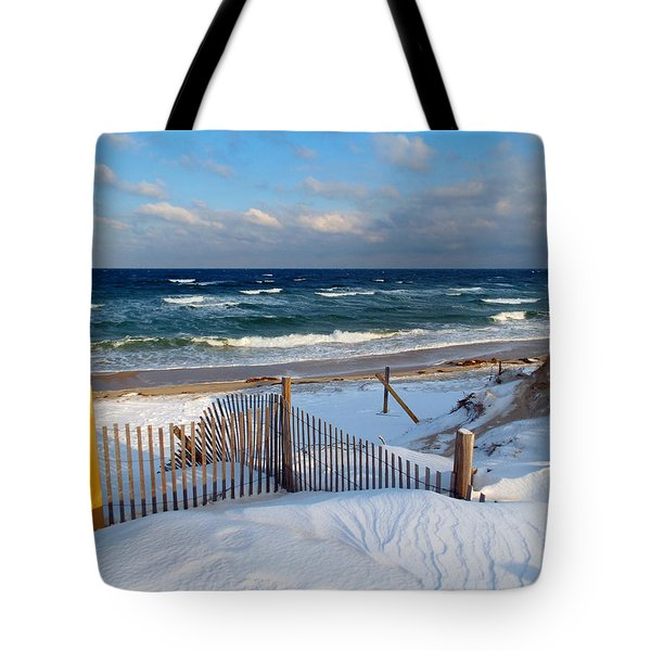 February Delight Tote Bag