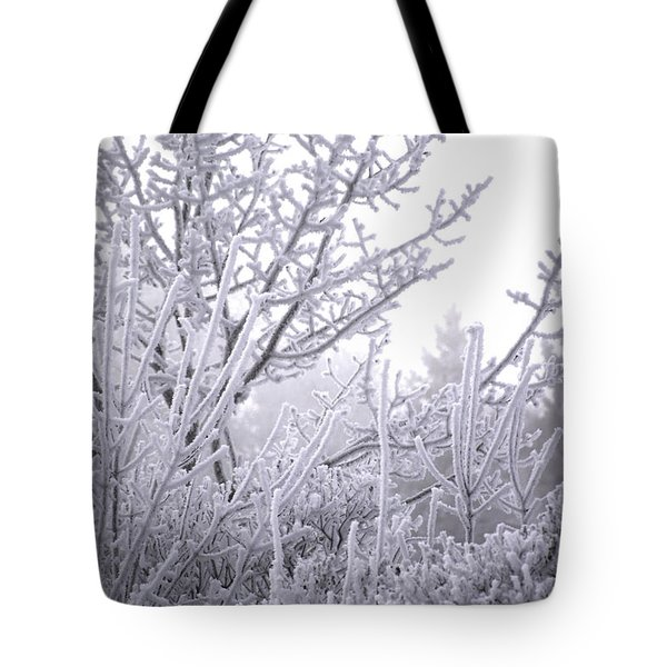 February Tote Bag by Ellery Russell