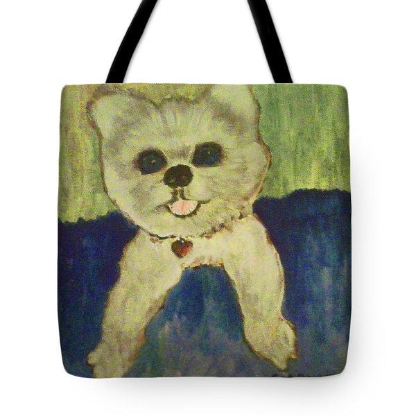 Fed Ex Doggie Tote Bag