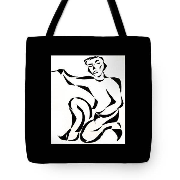 Fed Up Dad Tote Bag