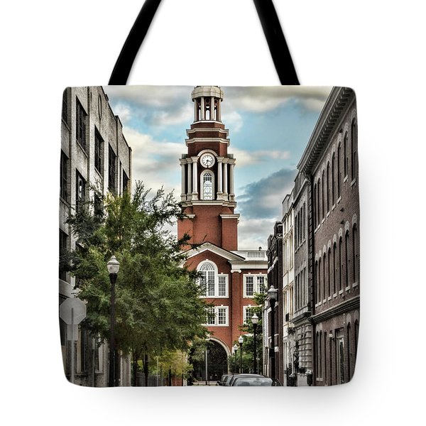Federal Courthouse Knoxville Tote Bag