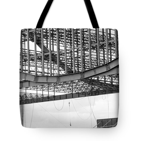 Federal Reserve Construction Tote Bag