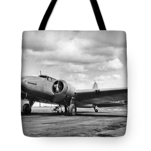 Federmann Tote Bag