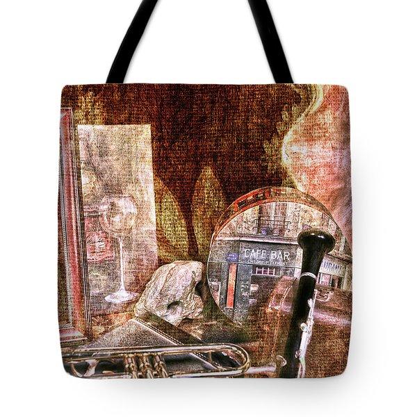 Feel The Music Tote Bag