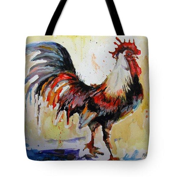 Feeling Cocky Tote Bag