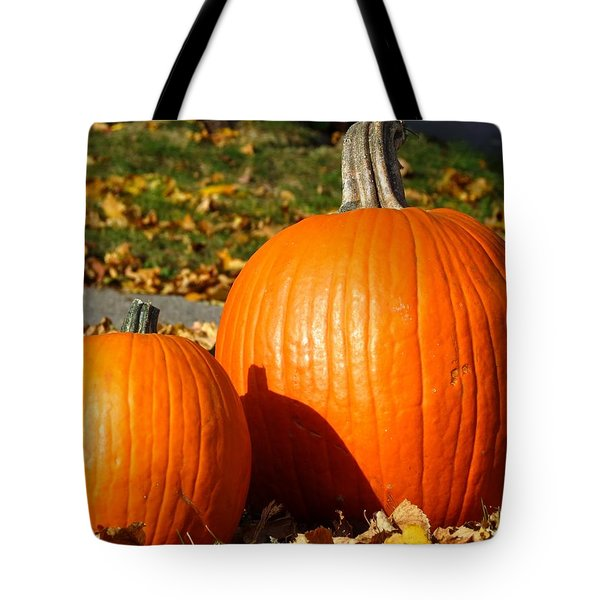 Feeling Fall Tote Bag by Kyle West