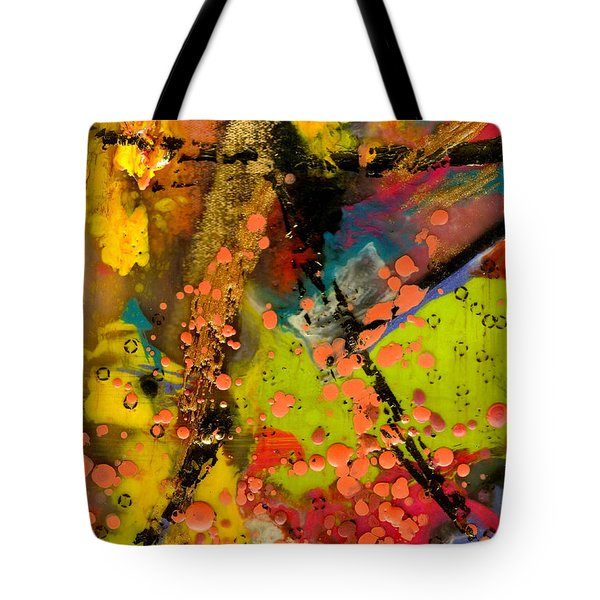 Feeling Free Tote Bag by Angela L Walker