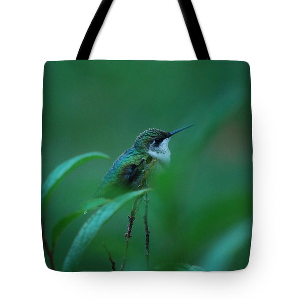 Feeling Green Tote Bag