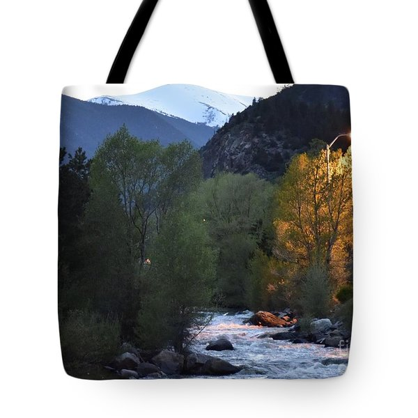 Feeling Lit Tote Bag