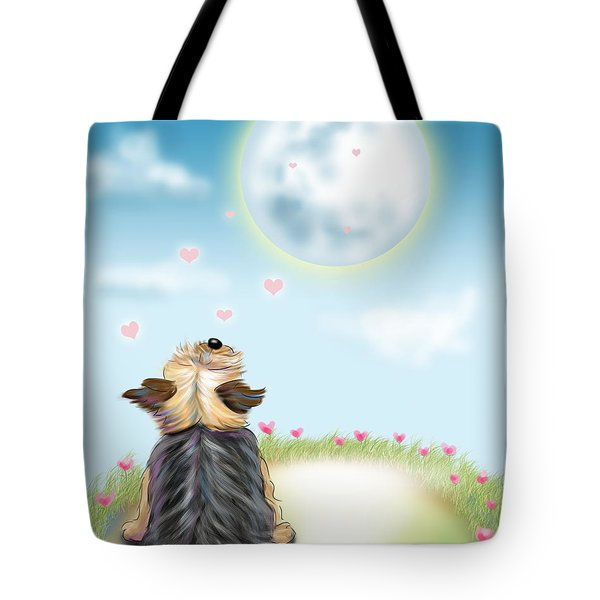 Feeling Love Tote Bag