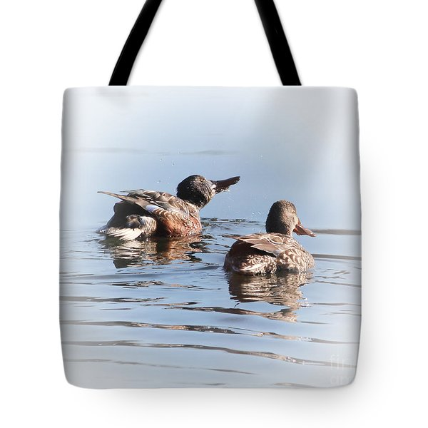 Feeling Refreshed Tote Bag by Anita Oakley
