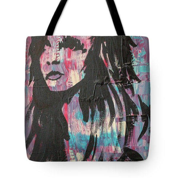 Feeling Remains Even After The Glitter Fades Tote Bag