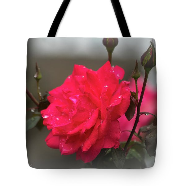 Feeling Rosy Tote Bag