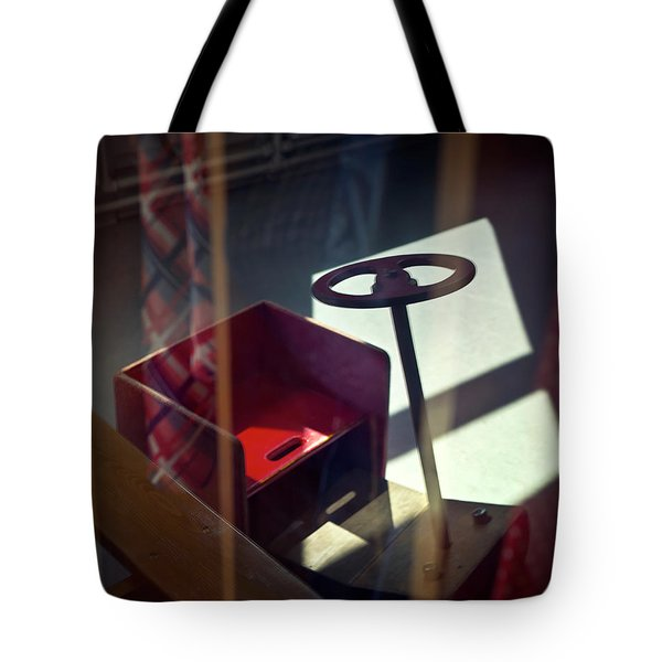 Feeling Their Presence Tote Bag