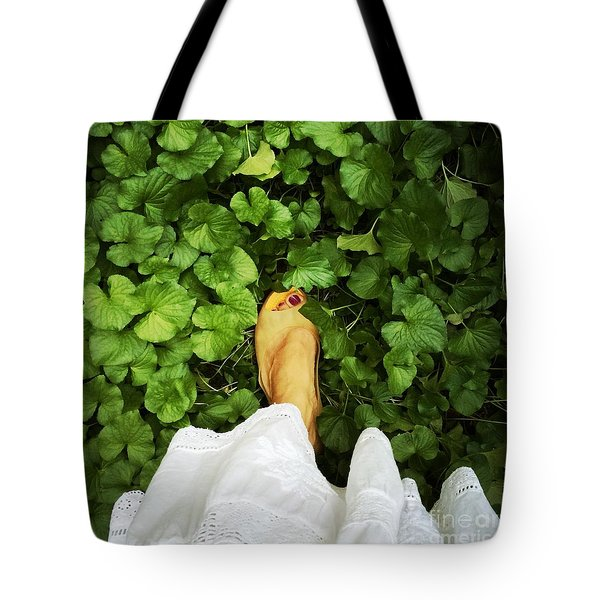 Feet Around The World #3 Tote Bag