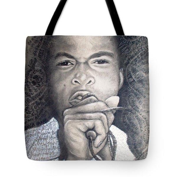 Fela  For Ever Lives Afrika Tote Bag