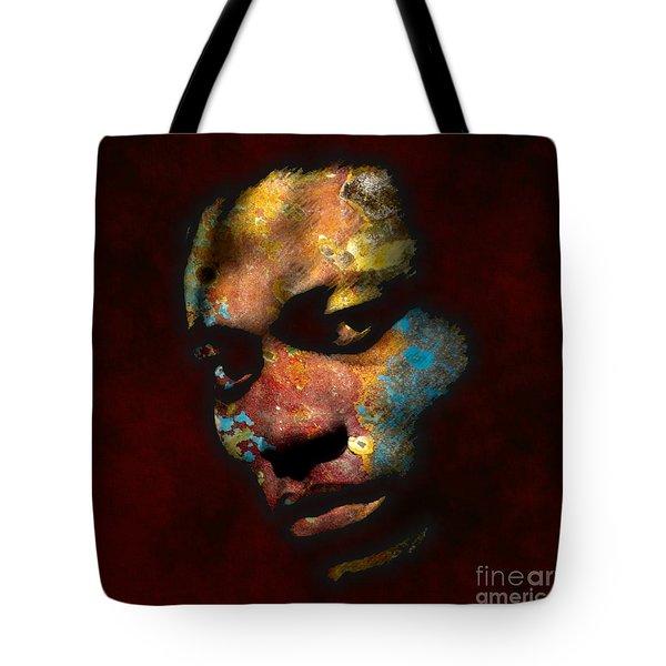 Benjamin Clementine Tote Bag