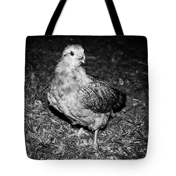 Felicia  Tote Bag by Leah McPhail