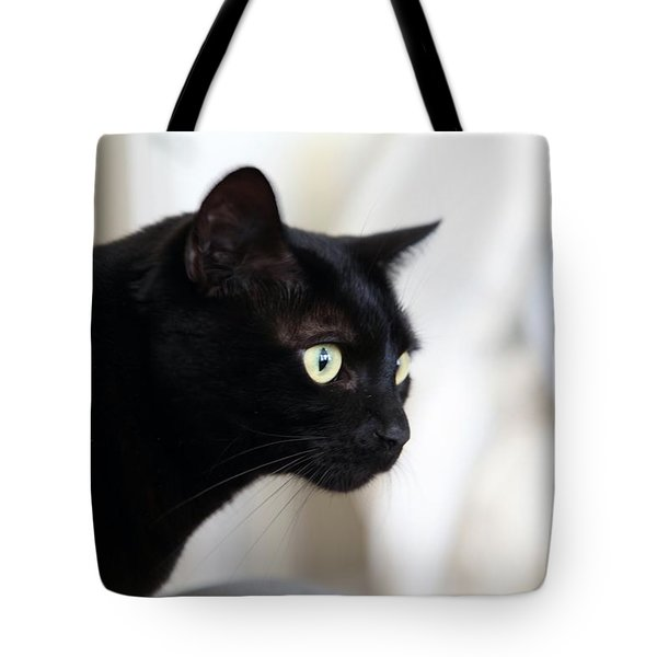 Feline On The Prowl Tote Bag