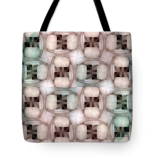 Tote Bag featuring the photograph Female Abstraction Image Six by Jack Dillhunt