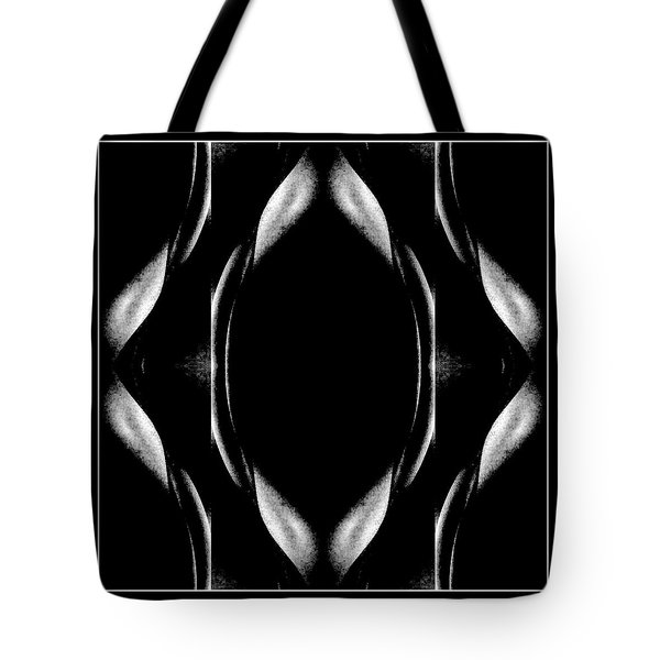 Female Abstraction Tote Bag