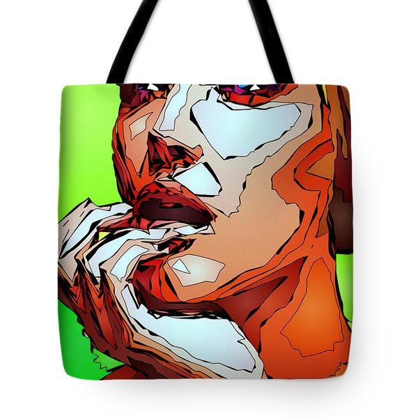 Female Expressions Tote Bag