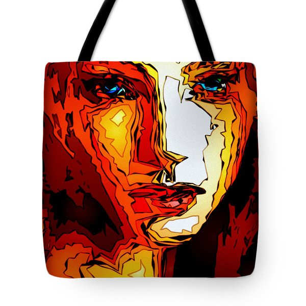 Female Tribute II Tote Bag