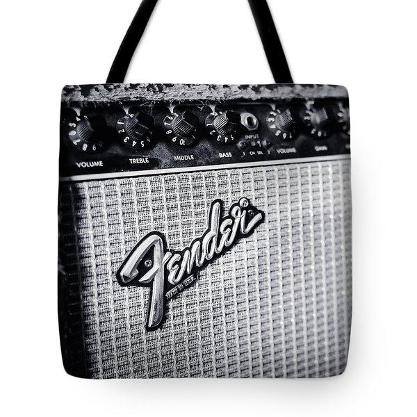 Fender Amp Tote Bag