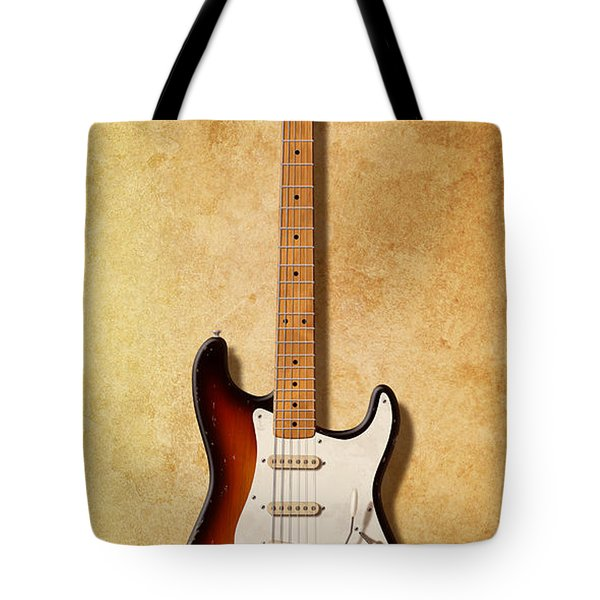 Fender Stratocaster Since 1954 Tote Bag
