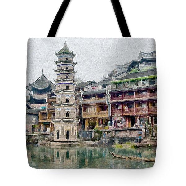 Fenghuang Tote Bag