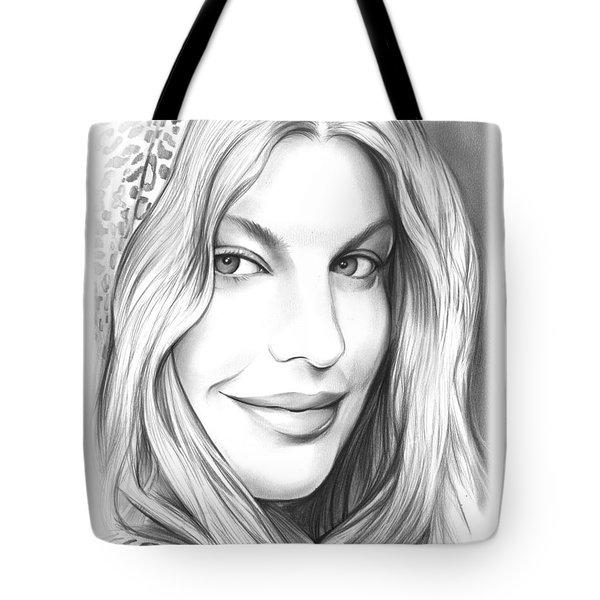Fergie Tote Bag