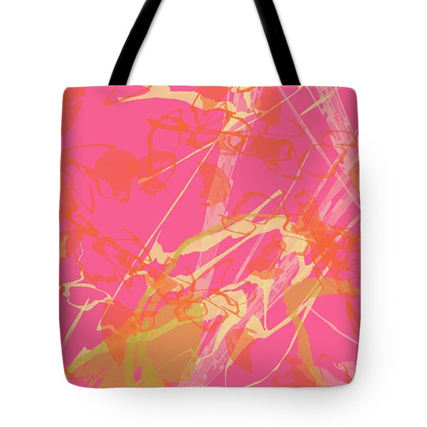 Fern Palette Painting #1 Tote Bag