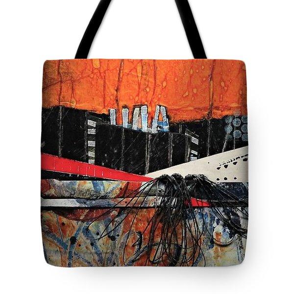 Fern Valley  Tote Bag