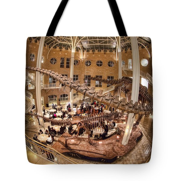 Fernbank Museum Tote Bag by Anna Rumiantseva