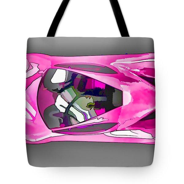 Ferrari 11 Tote Bag
