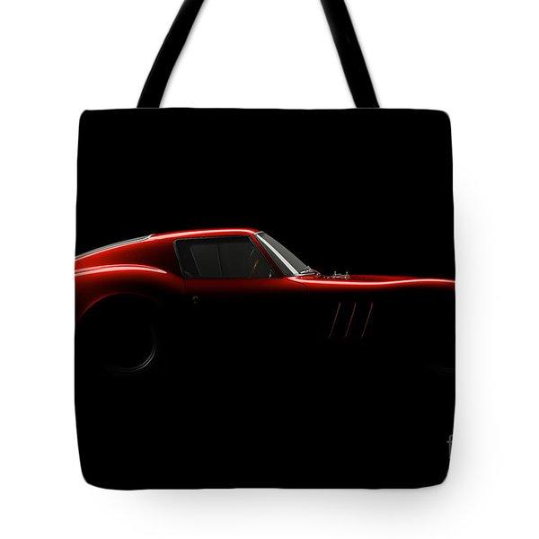 Ferrari 250 Gto - Side View Tote Bag