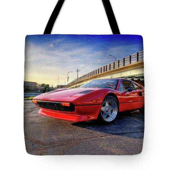 Ferrari 308 Tote Bag