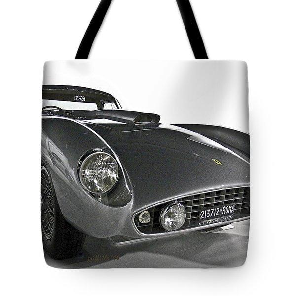 Ferrari Classic 3 Tote Bag