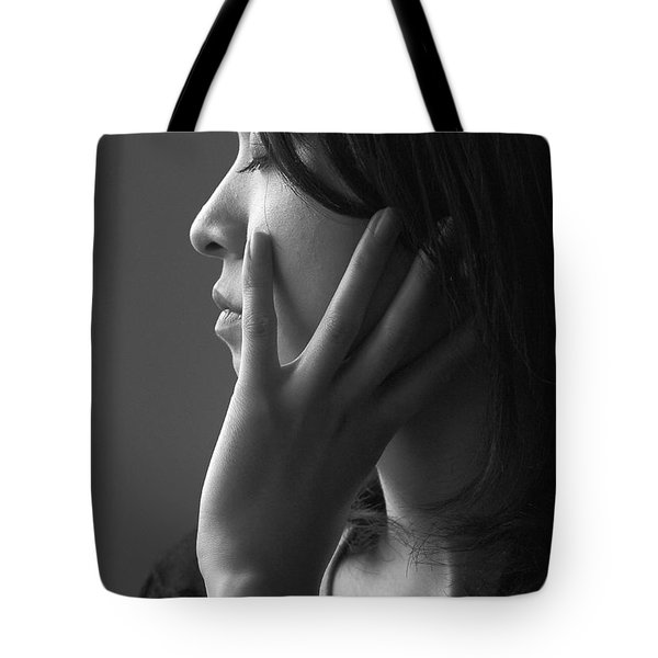 Ferry Girl Tote Bag by Sheila Smart Fine Art Photography